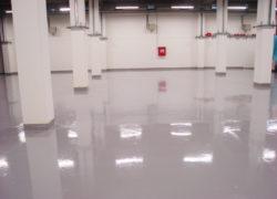 Epoxy Floor Coatings And Sealing