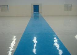 Factory Floor Decorative Coatings
