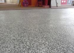 Hard Wearing Decorative Floor Coating
