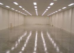 New Slab Floor In Dandenong Shop