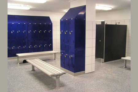 Bathrooms And Amenities
